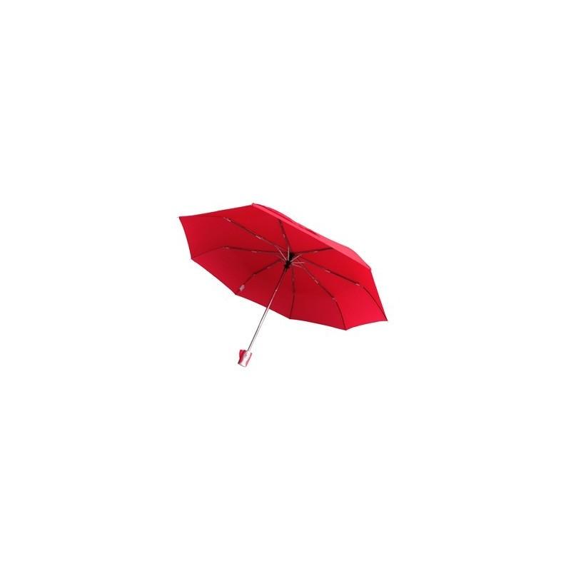Parapluie personnalisable bande réfléchissante