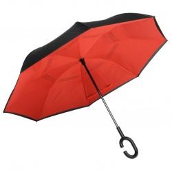 Parapluie double toile personnalisable