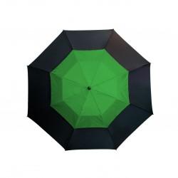 Parapluie publicitaire automatique