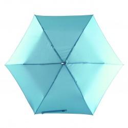 Parapluie publicitaire transparent